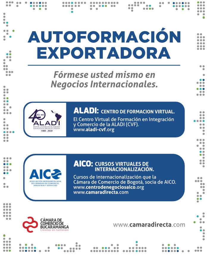 programas para empresas en internacionalización - Autoformación