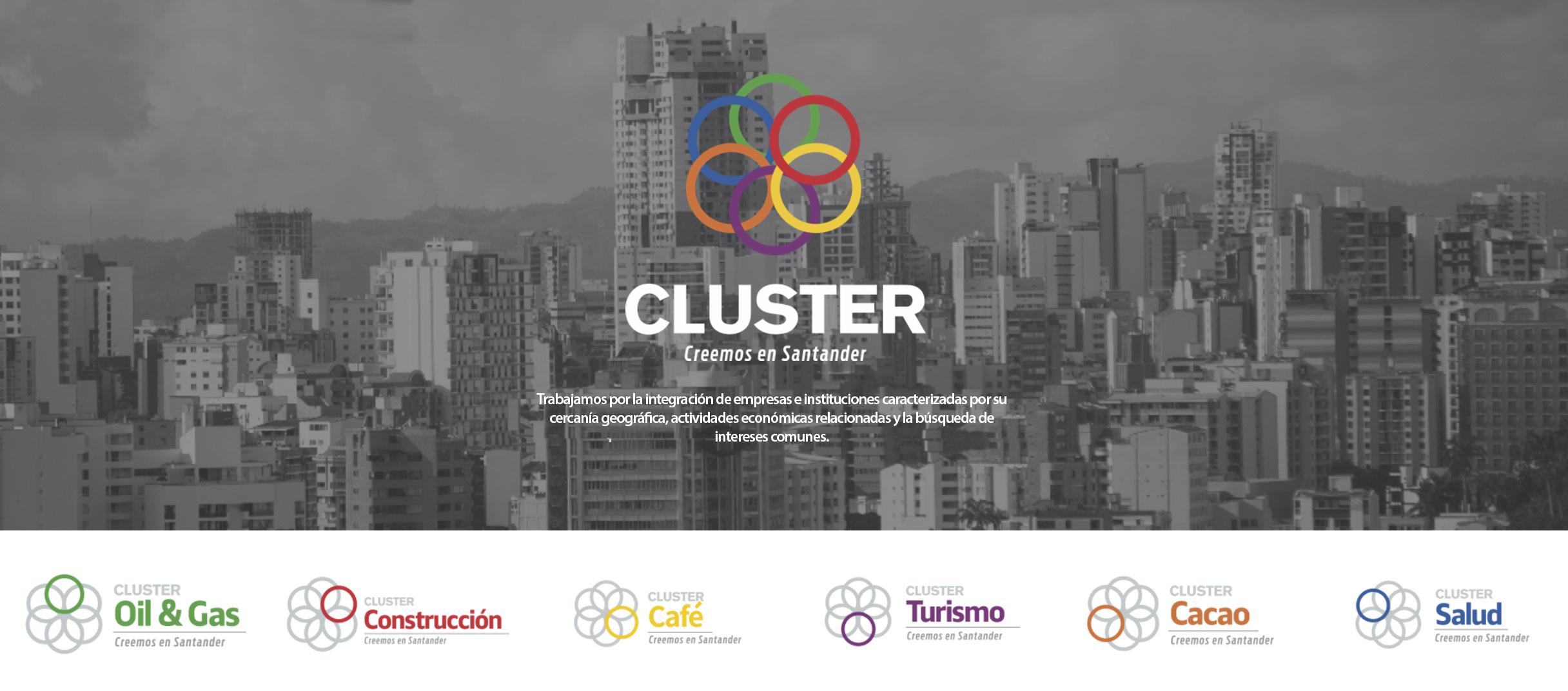 programas para empresas en desarrollo (cluster) - Estrategia cluster