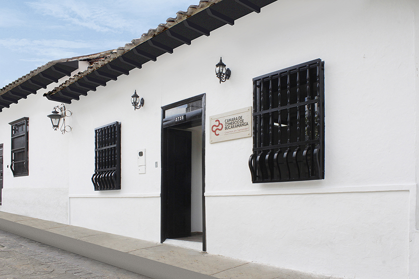 institucional - Extensiones Cámara de Comercio de Bucaramanga