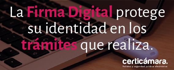 certicámara - Firma Digital