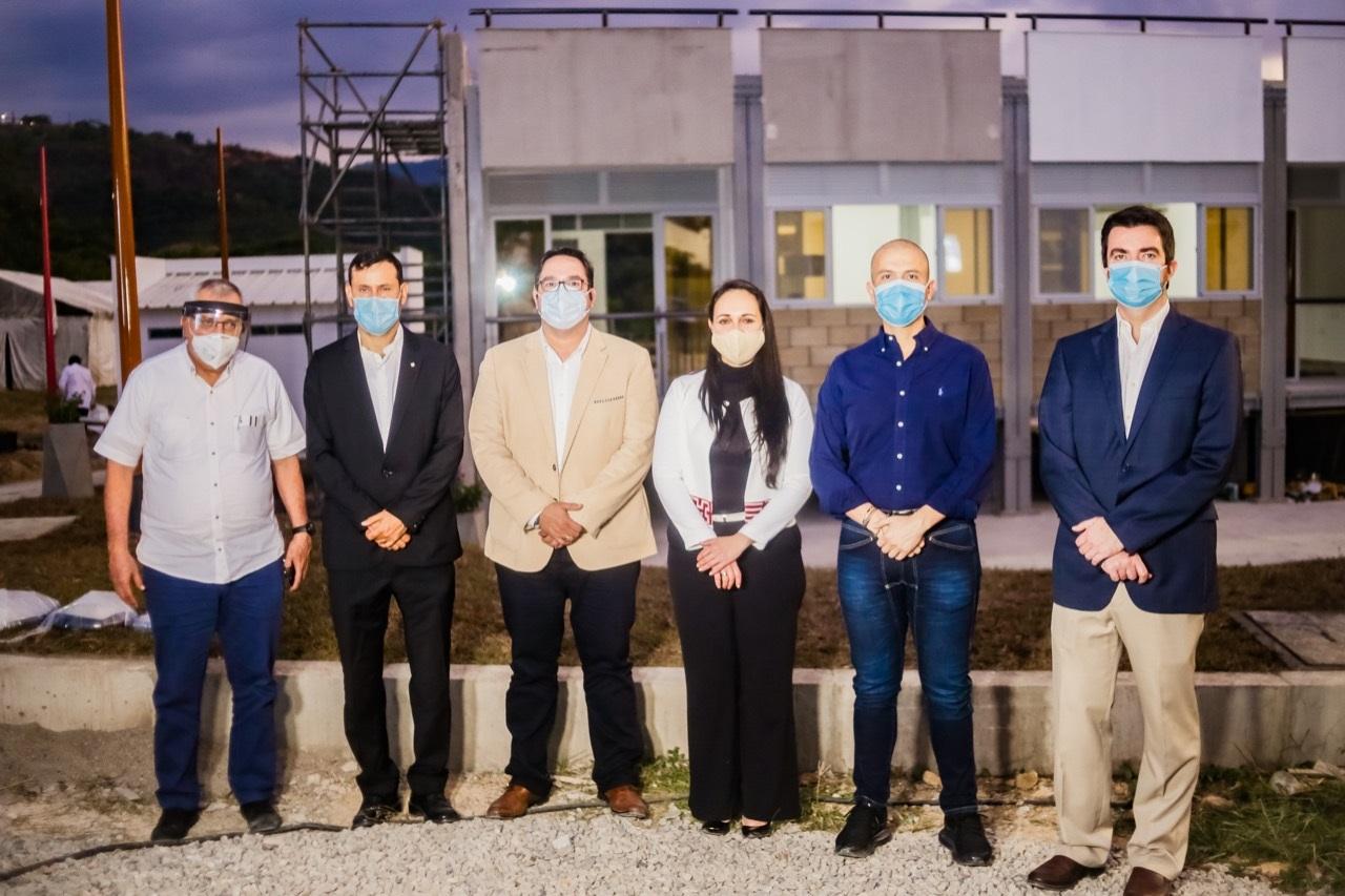 Santander cuenta con el primer laboratorio de construcción sostenible de Colombia