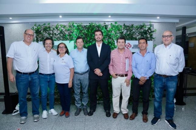 Se posesionó la nueva Junta Directiva de la Cámara de Comercio de Bucaramanga
