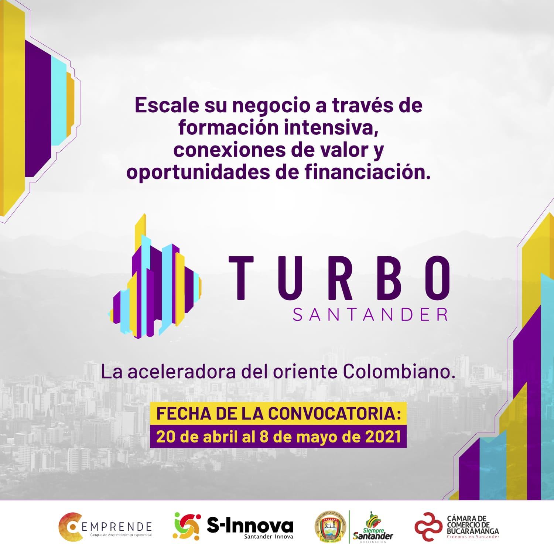 En S-Innova se acelerará el crecimiento de los emprendimientos de base tecnológica con Turbo Santander
