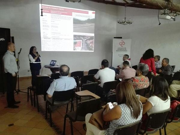 """""""44% de ejecución en obras del aeropuerto de San Gil"""": Veeduría de la Cámara de Comercio de Bucaramanga"""