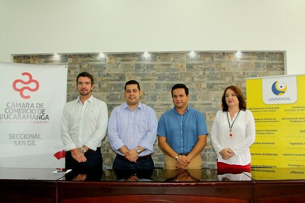 Programa de bilingüismo beneficiará a 40 docentes y 30 empresarios en San Gil