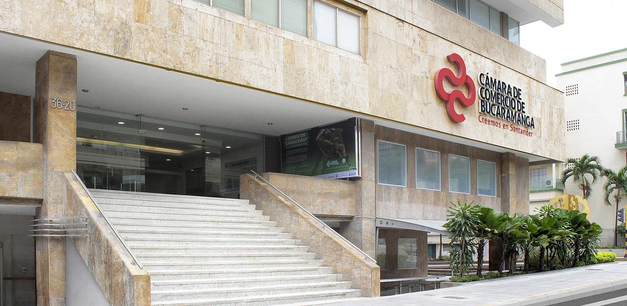 Por emergencia sanitaria la Cámara de Comercio de Bucaramanga invita a los empresarios a realizar trámites en línea
