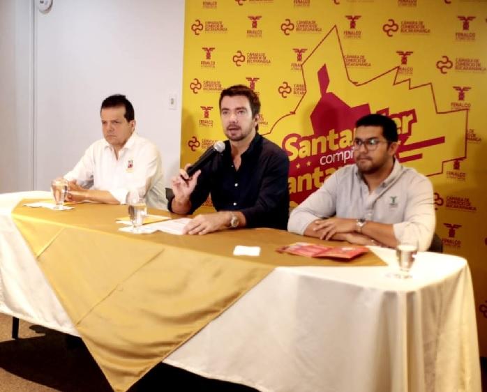 Santander Compra Santander se alista para recibir a los empresarios en su quinta versión