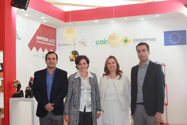 Conozca los importantes avances del proyecto internacional Al-Invest 5.0 al que pertenece Santander