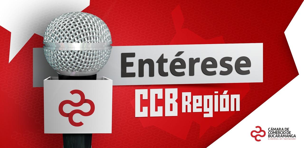 Entérese de las noticias más recientes de la CCB en Región (23 al 27 de septiembre 2019)