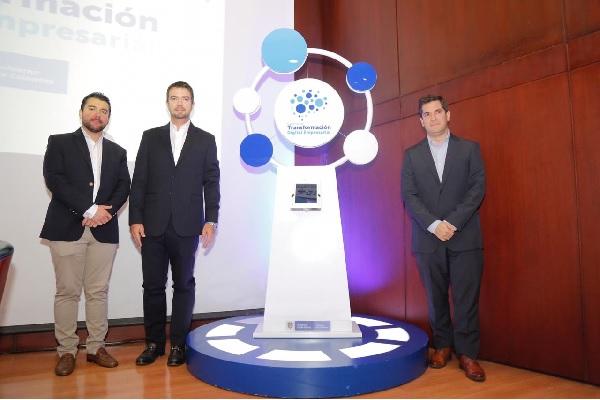 El Centro de Transformación Digital Empresarial llegó a Santander
