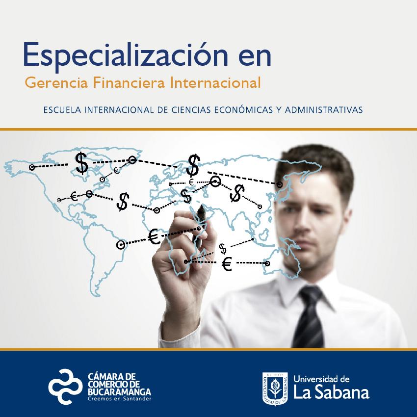C Mara De Comercio De Bucaramanga Formacion Especializaci N En Gerencia Financiera